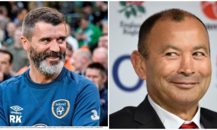 Roy Keane the traitor? – Irishman gives ENGLAND rugby team a World Cup pep talk | The Irish Post