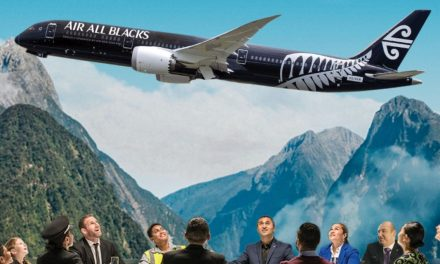 Air New Zealand launches fictitious airline 'Air All Blacks' in new safety video