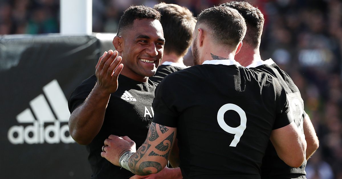 All Blacks annihilate Tonga and choose to play with just 14 men but could still lose number one world ranking – Wales Online