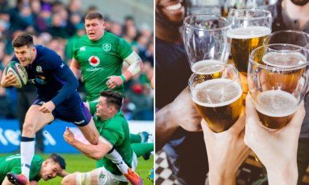 Five Edinburgh pubs you can watch Scotland v Ireland rugby game with a pint tomorrow – Edinburgh Live
