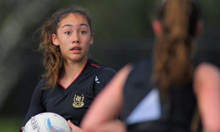 AIMS Games: Jaya Stanley a descendant of two generations of All Blacks, Silver Ferns | Stuff.co.nz