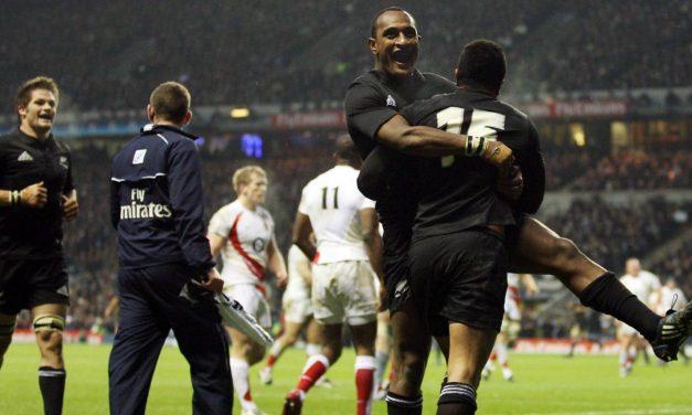 Prolific All Blacks try scorer Joe Rokocoko retires from rugby | Stuff.co.nz