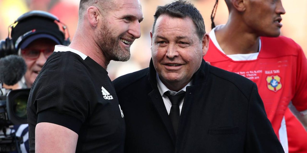 Rugby World Cup 2019:  'Stop calling them the All Blacks', urges Stuart Barnes | Stuff.co.nz