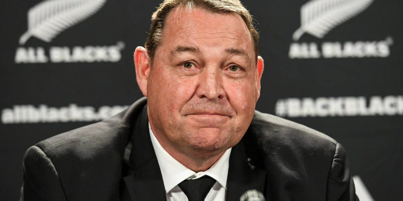 Rugby World Cup 2019: Steve Hansen says All Blacks 'can't tell you Irish too much'  | Stuff.co.nz