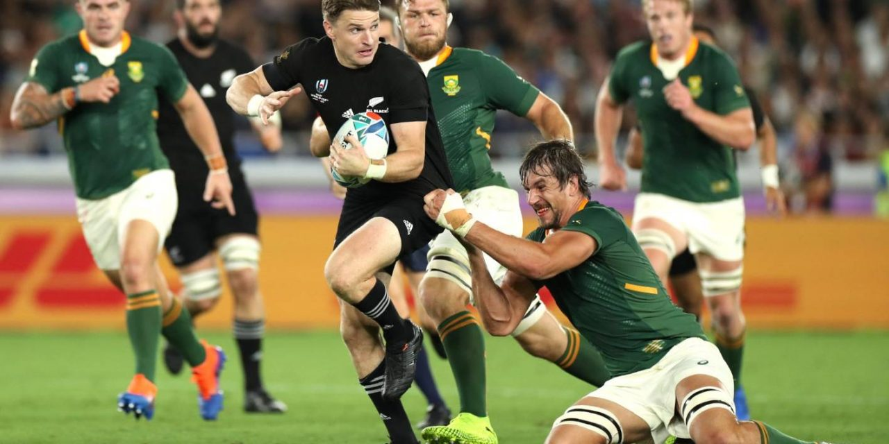 Rugby World Cup: Spark takes a heavy blow as All Blacks stream struggles | Stuff.co.nz