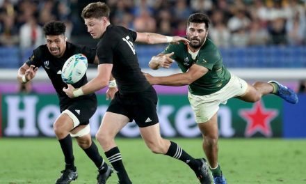 Rugby World Cup 2019: Title favourite All Blacks have 'figured out the rush defence' | Stuff.co.nz