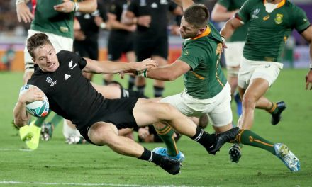 Rugby World Cup: Rookie All Blacks wing George Bridge crosses over to the elite | Stuff.co.nz