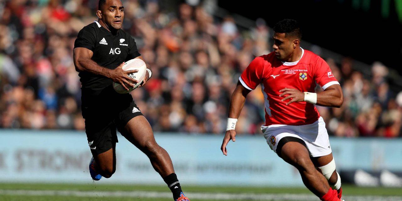 All Blacks' massive win over Tonga makes mark in record books