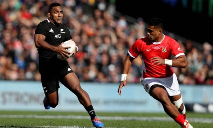 All Blacks' massive win over Tonga makes mark in record books
