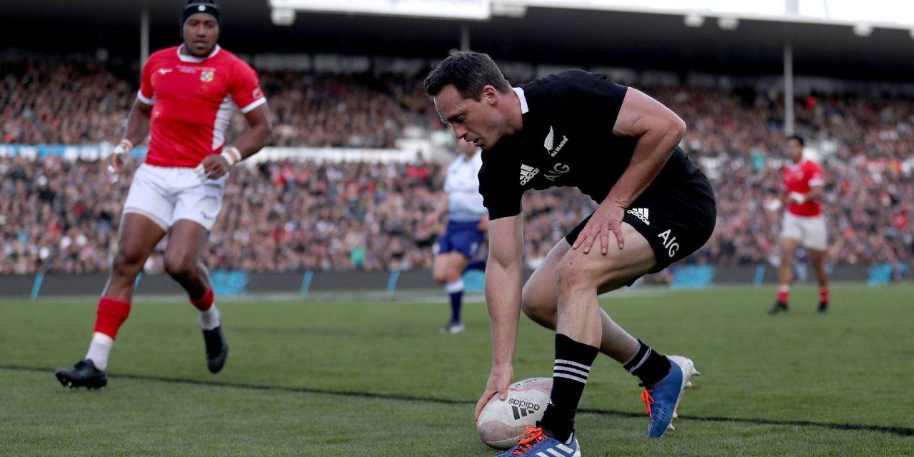 All Blacks player ratings vs Tonga
