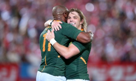 Springboks fans revel in revenge win over Japan