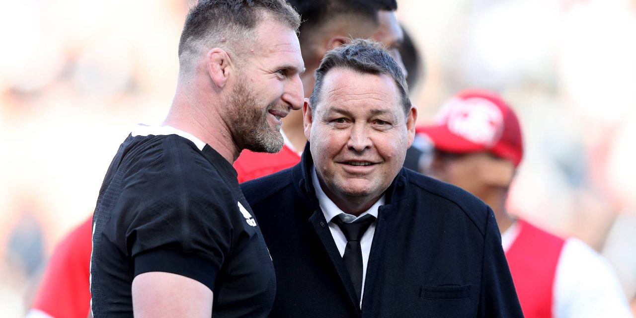 Why All Blacks legend was 'uncomfortable' about Steve Hansen's 14-man Tonga tactic