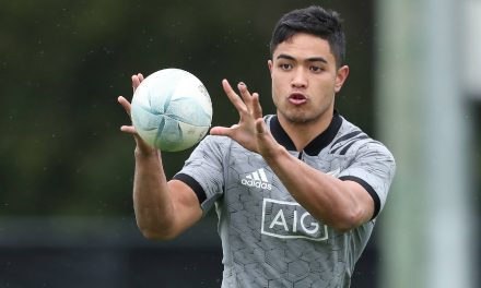 Josh Ioane to start for the All Blacks this weekend?