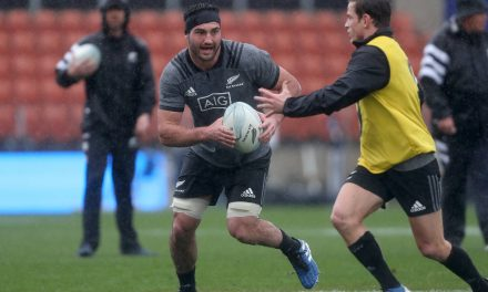 Concussion rules All Blacks rookie Luke Jacobson out of World Cup