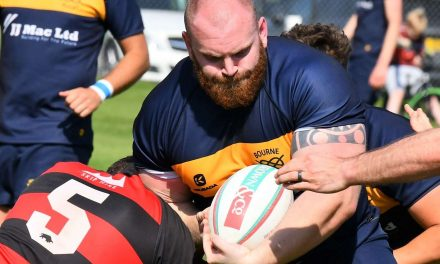 RUGBY UNION: Bourne leave it late despite early advantage