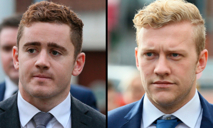 Ireland rugby stars Olding and Jackson rape trial postponed
