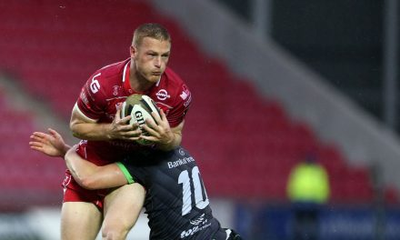 Scarlets 18-10 Connacht: Johnny McNicholl highlights Wales credentials in PRO14 clash – Wales Online