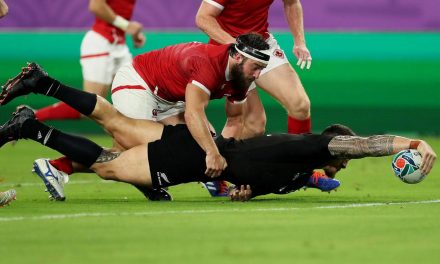 All Blacks v Canada: Richie Mo'unga, Sonny Bill Williams star in Rugby World Cup romp   Stuff.co.nz