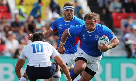 All Blacks v Namibia: Minnows keen to test themselves against defending champions | Stuff.co.nz
