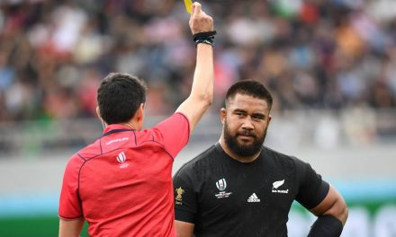All Blacks v Italy: Yellow cards add extra tension to All Blacks' week | Stuff.co.nz