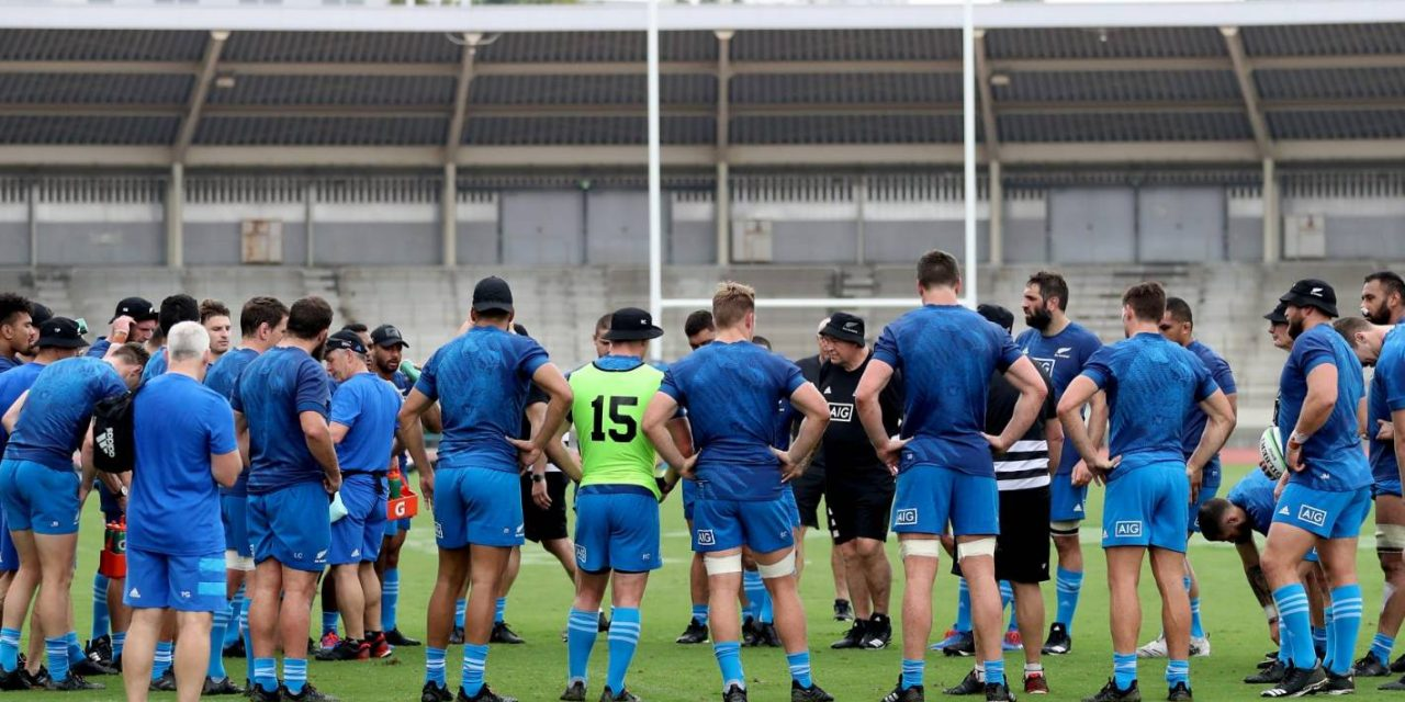 Rugby World Cup: Typhoon Hagibis forces All Blacks into contingency mode | Stuff.co.nz