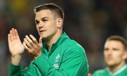 All Blacks v Ireland: Johnny Sexton hits out at Irish negativity | Stuff.co.nz