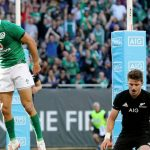 All Blacks v Ireland: Lawrence Dallaglio predicts Irish upset | Stuff.co.nz