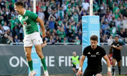 All Blacks v Ireland: Lawrence Dallaglio predicts Irish upset | Stuff.co.nz