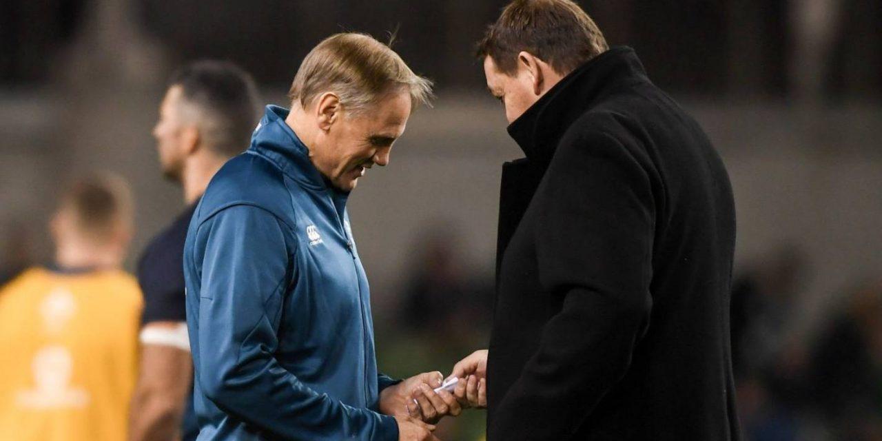 All Blacks v Ireland: Steve Hansen-Joe Schmidt rivalry reaches Rugby World Cup climax | Stuff.co.nz