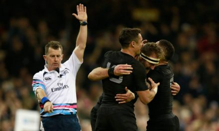 All Blacks v Ireland: Irish fear New Zealand will 'play' referee Nigel Owens | Stuff.co.nz