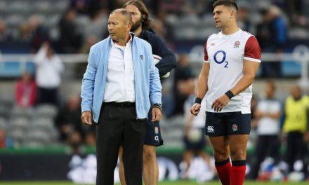 All Blacks v England: Eddie Jones' players applaud his Rugby World Cup show   | Stuff.co.nz