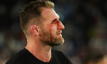 All Blacks v England: Emotional Kieran Read chokes back tears, finds perspective | Stuff.co.nz