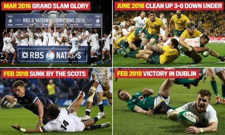 Inside last four years of English rugby… stars reveal secrets of quest for Rugby World Cup glory   Daily Mail Online