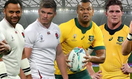 England vs Australia – Rugby World Cup 2019: Live score and updates as Wallabies to cause upset | Daily Mail Online
