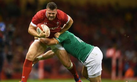 Owen Lane receives shock call up to Wales Rugby World Cup squad after Josh Navidi injury news – Wales Online