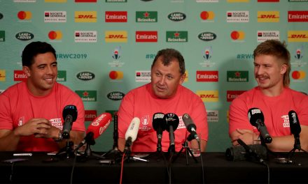 Could the All Blacks' midfield pairing against Namibia take them to the final?