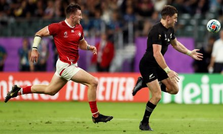 'While people at home will be wondering why they dropped a few balls, it's very, very difficult' – Hansen explains why All Blacks didn't score in final quarter