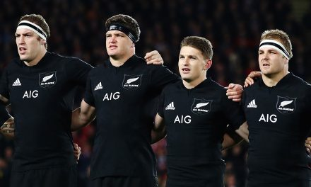 All Blacks spring a surprise for World Cup semi-final