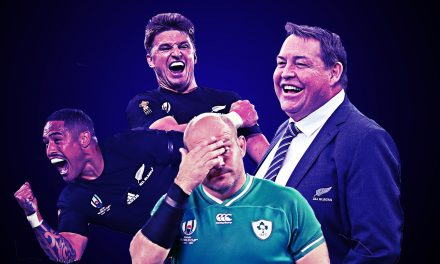 Analysis: Irish con-job complete? The All Blacks' top-draw performance makes compelling evidence for shelved tactics last year