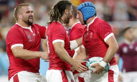 Australia vs Wales rugby: Kick-off time, live stream free, TV channel and team lineups for Rugby World Cup Pool D