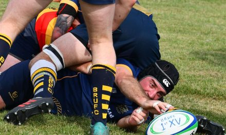 RUGBY UNION: Bourne beaten after bad start