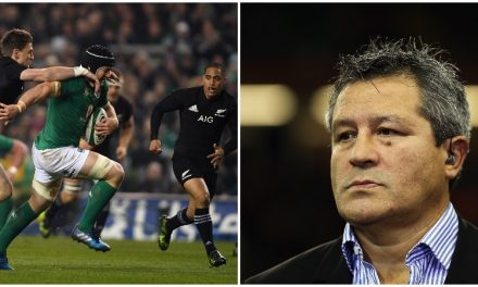Rugby World Cup: Former All Blacks captain dismisses Ireland threat to focus on Semi Final fixture | The Irish Post