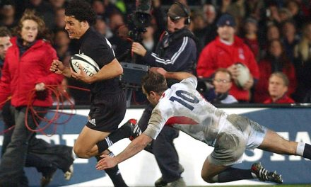 The day the All Blacks thumped Rugby World Cup champions England at Carisbrook | Stuff.co.nz