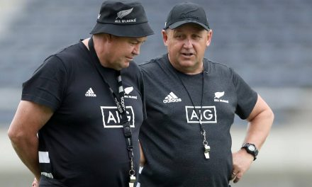 Mark Reason: Why Ian Foster is not the man for the All Blacks job   Stuff.co.nz