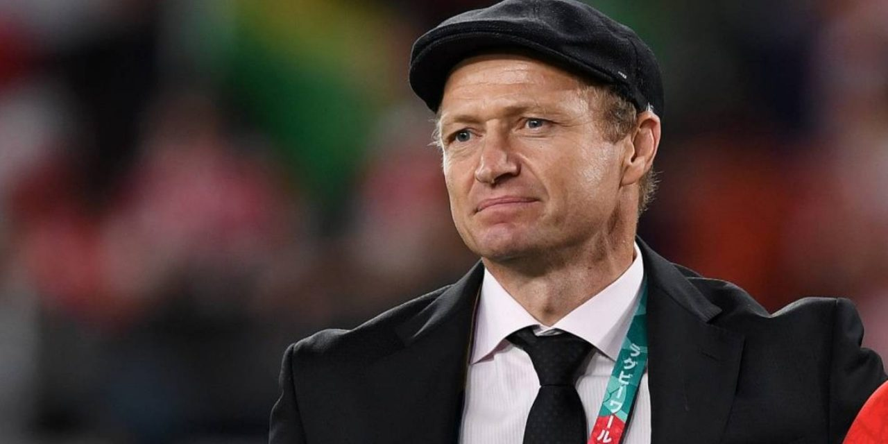 All Blacks coaching job: Tony Brown turns down overtures from Ian Foster and Scott Robertson | Stuff.co.nz