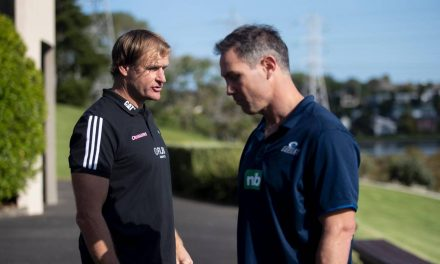 Super Rugby: Blues coach Leon MacDonald rules himself out of ABs consideration | Stuff.co.nz