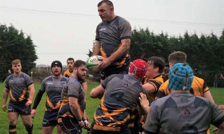 RUGBY UNION: Bourne make it six wins out of last seven in tough conditions