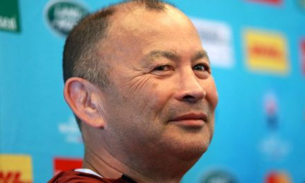 'Pressure is on the All Blacks, they have to win the World Cup three times': Eddie Jones conducts lesson in psychological warfare | inews