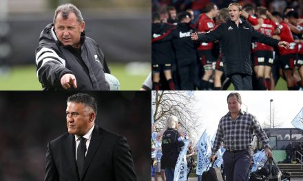 26 coaches who could replace Steve Hansen in the race to become next All Blacks boss