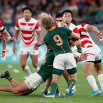 Japan 3-26 South Africa rugby LIVE SCORE: Springboks score third try to book semi-final against Wales – The Sun